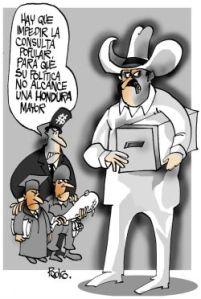 caricatura de Pedro Méndez