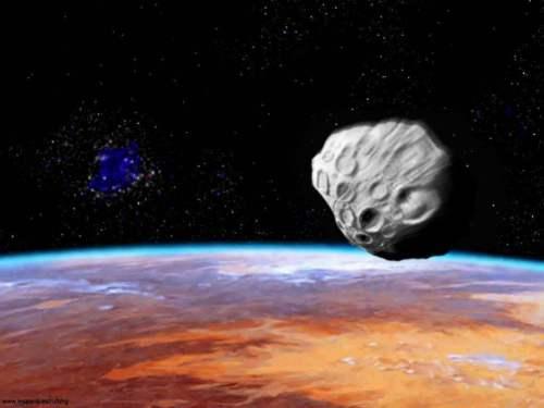 Asteroide de 22 metros de diámetros