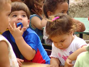 Círculos infantiles en Cuba