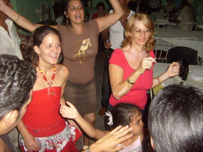 De fiesta en Guerrillero