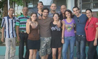 colectivo web Guerrillero