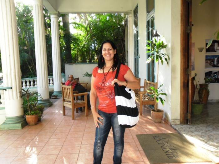 Pinareña en La Habana