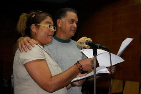 Rodolfo Duarte, un auténtico pinareño que recibió la alegría de obtener el premio en narrativa Carpentier 2013
