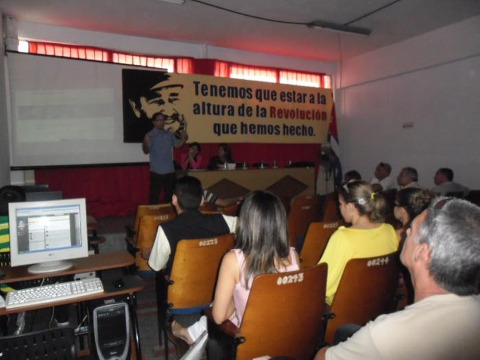 Coloquio CORESMA en el periódico Guerrillero