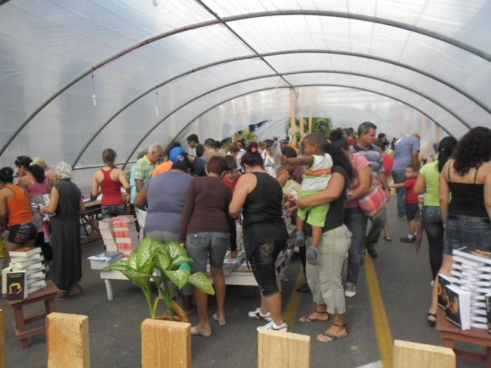 Comenzó Feria  del Libro en Pinar del Río