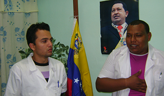 """""""No encuentro palabras para decir el inmenso dolor que siento, porque quería demasiado a mi presidente. ¡Que viva Chávez, porque él lo es todo y dará fuerzas para continuar, de ahora en adelante todos nosotros somos Chávez!""""."""