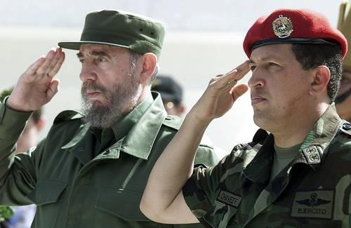 Chávez está hecho de pueblo