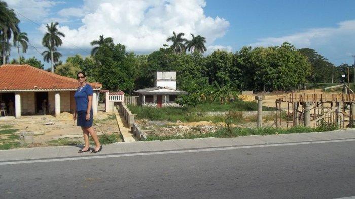 En mi recorrido diario a casa veo crecer el proyecto Fidias