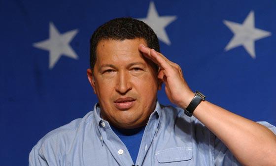 Chávez no ha muerto, vive en nosotros