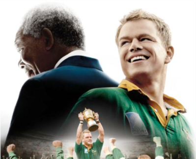 Filme Invictus, una mirada hacia la vida de Nelson Mandela después de la caída del Apartheid