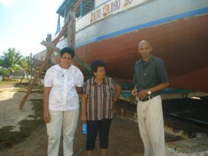 Nemesia en Pinar del Río