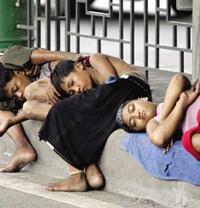 niños pobres en estados unidos