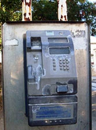 teléfono saqueado