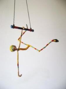 El trapecista
