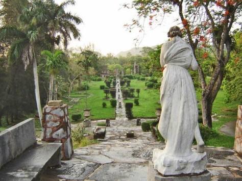 Las casas o museos ambientados con objetos de esas culturas, constituían un centro de atracción para todas las personas que visitaban el lugar.