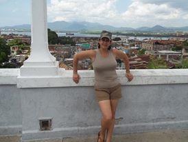 Este es el Balcón de Velázquez, en la ciudad de Santiago de Cuba