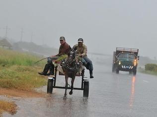 llueven en Pinar del Río