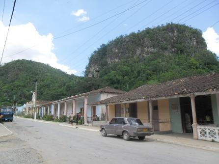 Una de las imágenes de Sumidero, un asentamiento popular de Pinar del Río