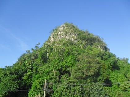 Una de las vistas más atractivas en Sumidero