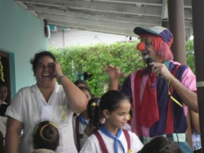 El proyecto Cuando el baúl se abre aportó alegría y dinamismo a la actividad