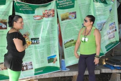 Especialistas de diferentes temas participan en el Festival Mundial de la Juventud y los Estudiantes en Pinar del Río