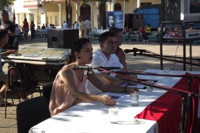 El Festival Mundial de la Juventud y los Estudiantes (FMJE) en Pinar del Río