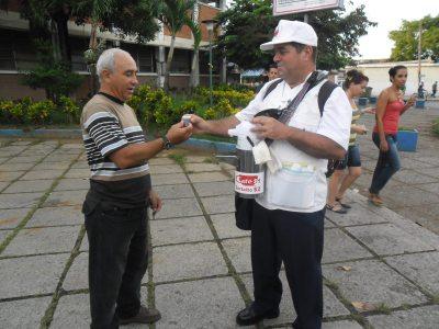 Soler vende un rico café en la ciudad de Pinar del Río