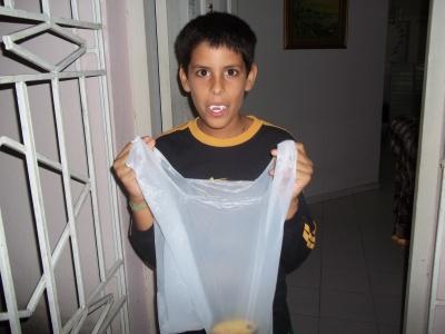 Jose ha crecido y dentro de poco va para la seundaria
