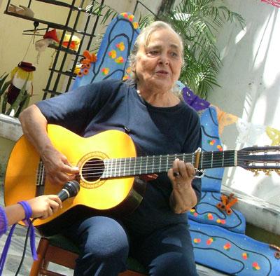 Teresita Fernández nos dejó  muchos legados en sus canciones