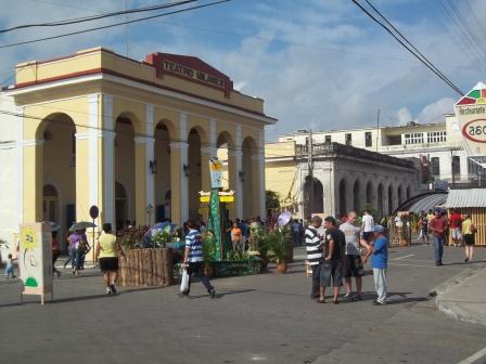 Feria del Libro en Pinar del Río