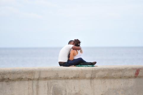 Lo tierno del amor es estar juntos