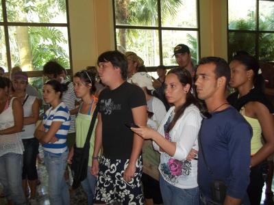 Miembros de Blogosfera Cuba
