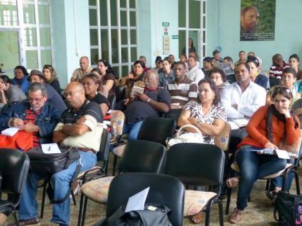 Encuentro de blogueros en Pinar