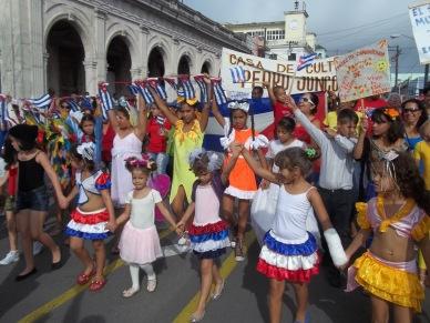 Fiesta de Primero de Mayo en Pinar del Río