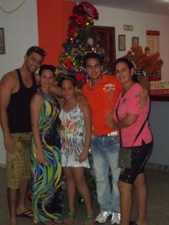 en el hotel Pinar del Río