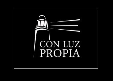 Logo del espacio cultural Con luz propia