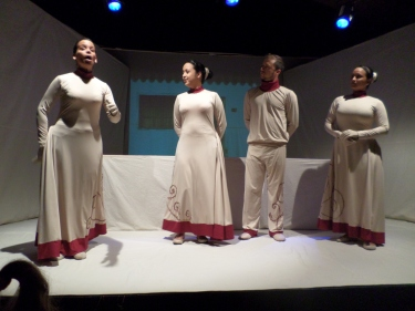 Teatro Alas recrea obra martiana