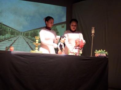 Pepe y la Chata, obra de teatro para niños