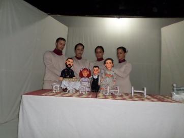 Grupo de teatro Alas estrena en Pinar del Río la obra Pepe y la Chata
