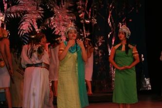 la juventud se impone en el teatro lírico de Pinar del Río