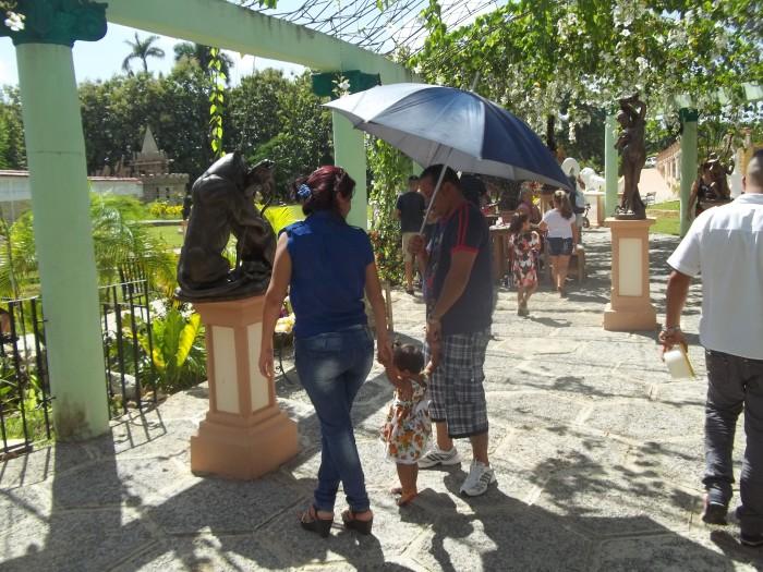 Un parque para EL DISFRUTE DE NIÑOS Y ADULTOS