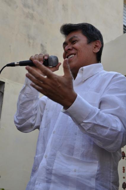 En el centro Hermanos Loynaz invitoó a todo el pueblo pinareño a su concierto el domingo