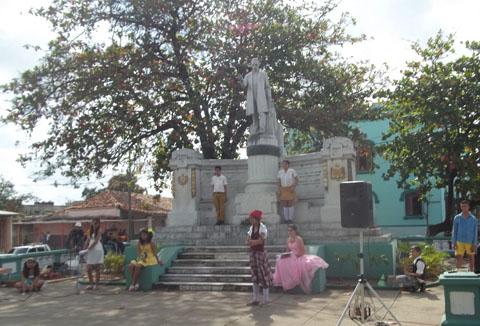 José Martí estuvo bien escoltado en Pinar del Río