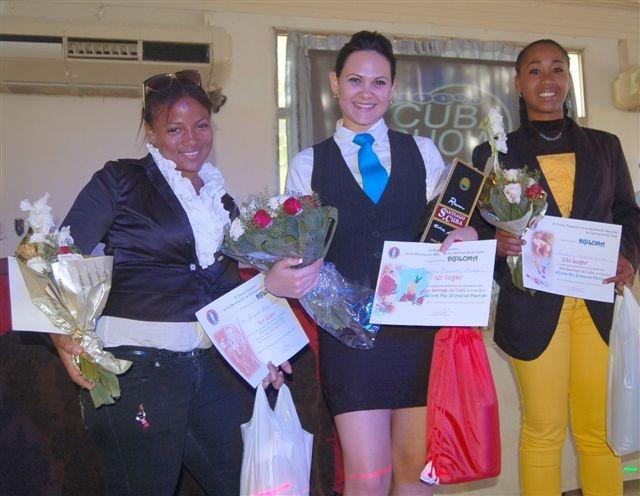 Los premios de ron Santiago para Pinar del Río.