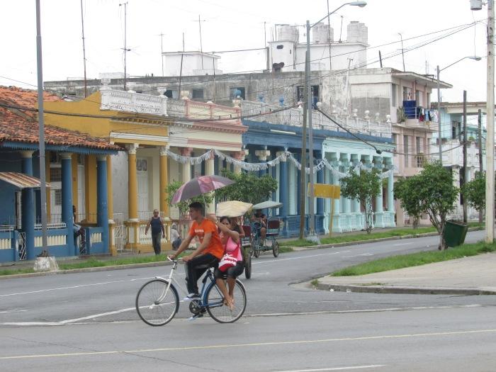 Rumbo al 12 Plantas de la ciudad de Pinar del Río