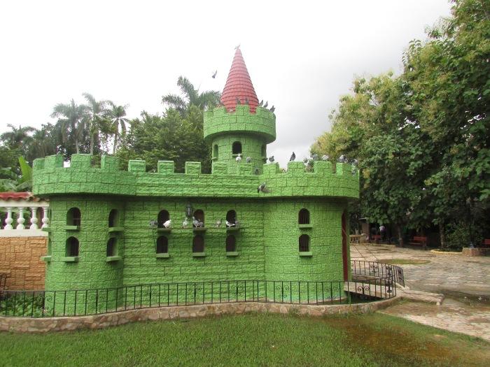 Castillo de las palomas en Proyecto Fidias
