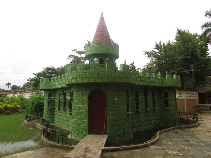Castillo de las palomas