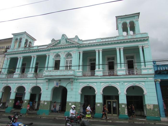 Construcciones antiguas en la ciudad de Pinar del Río