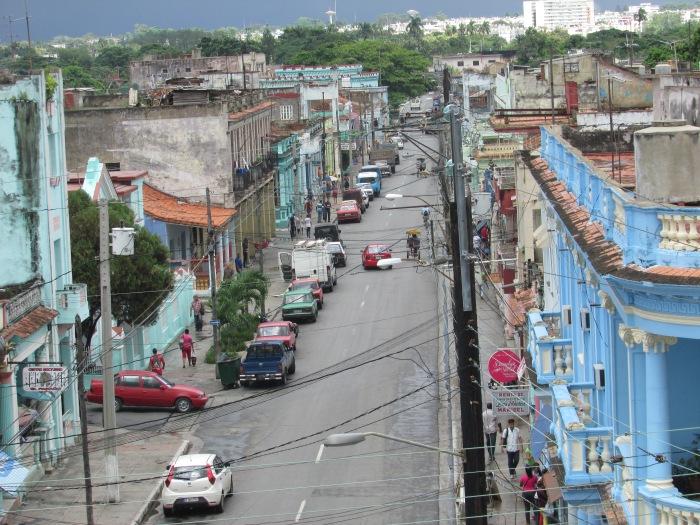 Otra vista de la ciudad de Pinar del Río