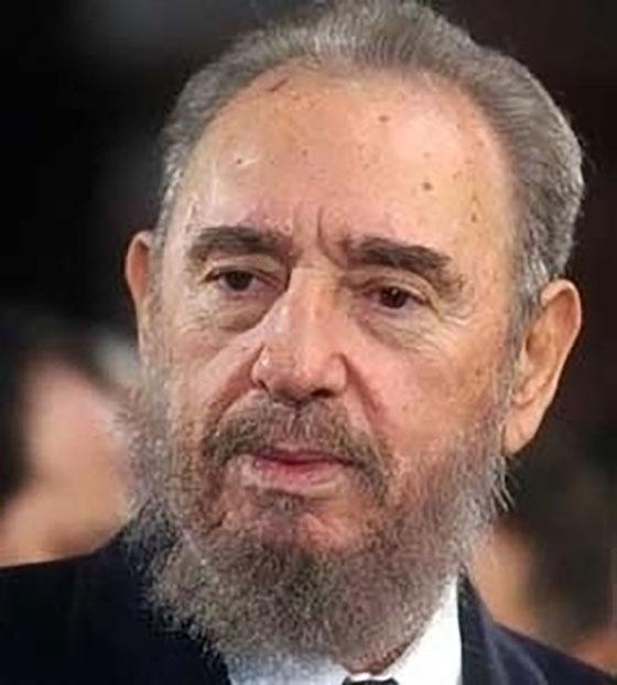 Rostros de Fidel Castro